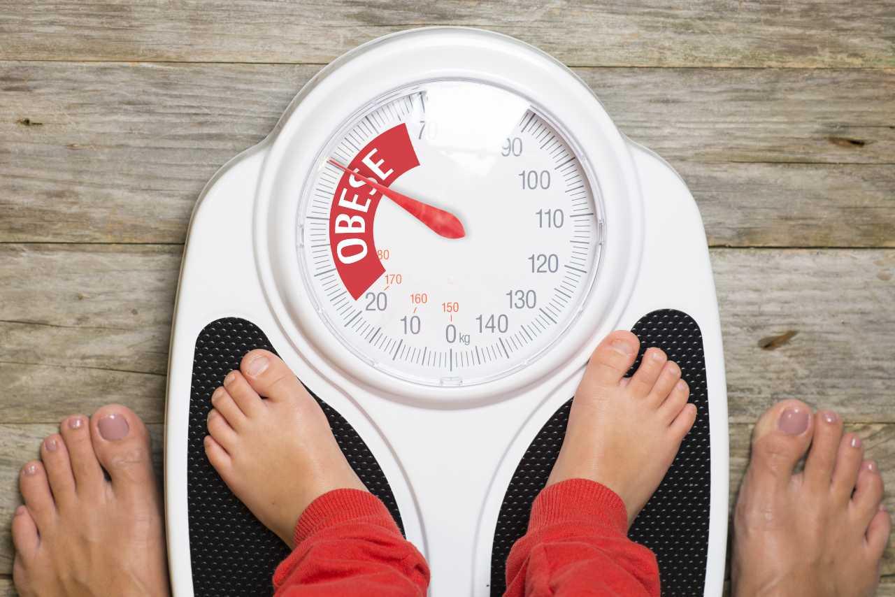 obesità nei bambini