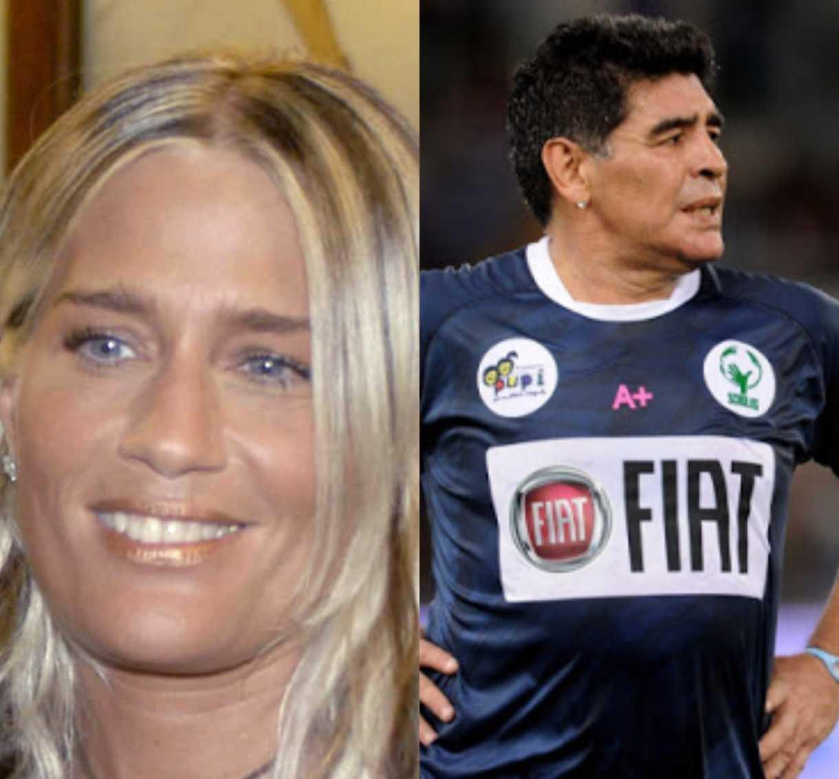 Morte Maradona, Heather Parisi rompe il silenzio per difendere il figlio