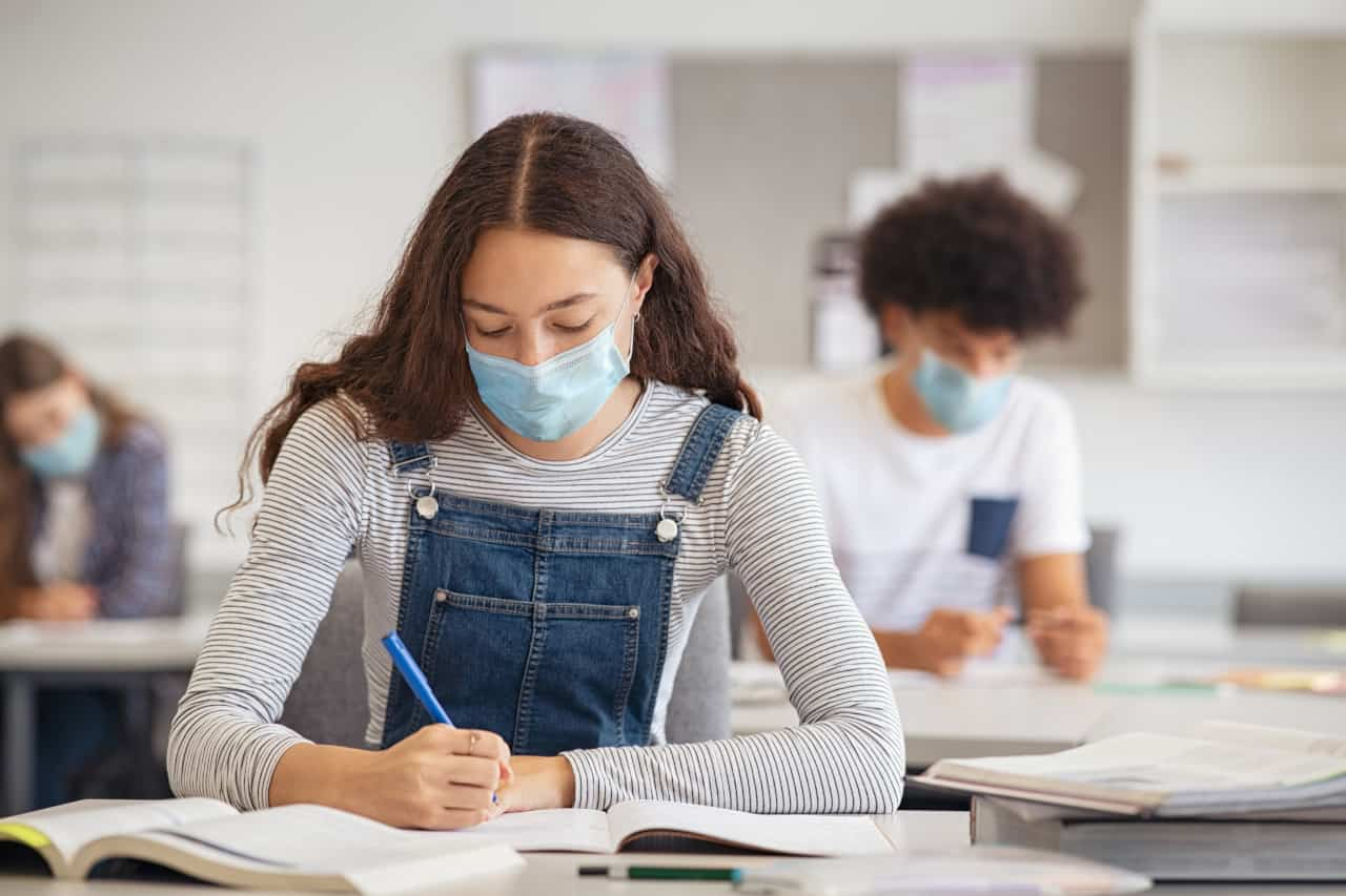 covid studenti superiori contagio