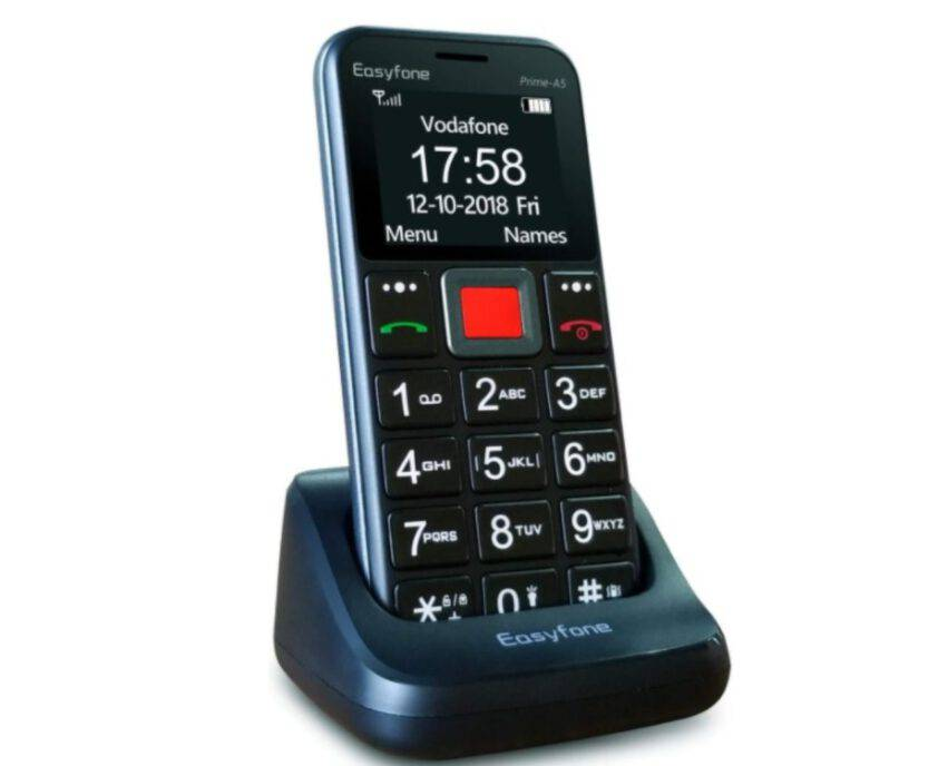 telefono per anziani