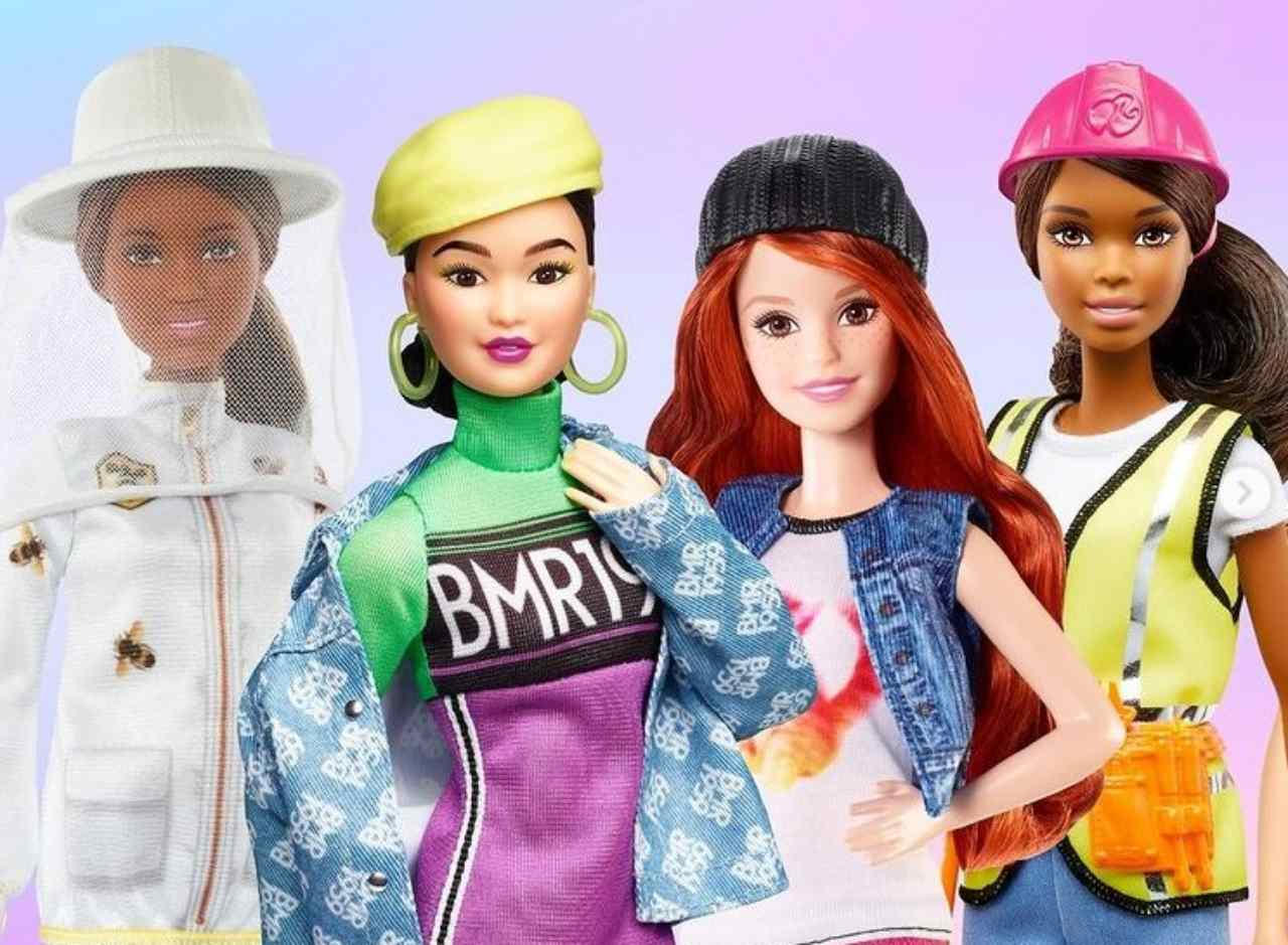 Barbie (fonte Instagram @barbie)