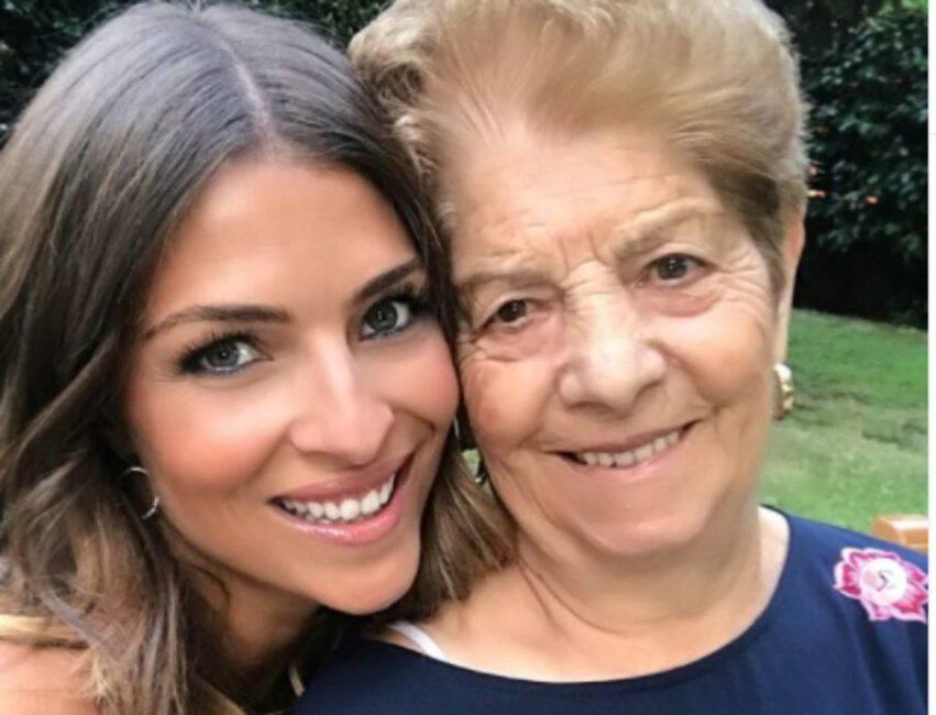 Cristina Chiabotto nonna