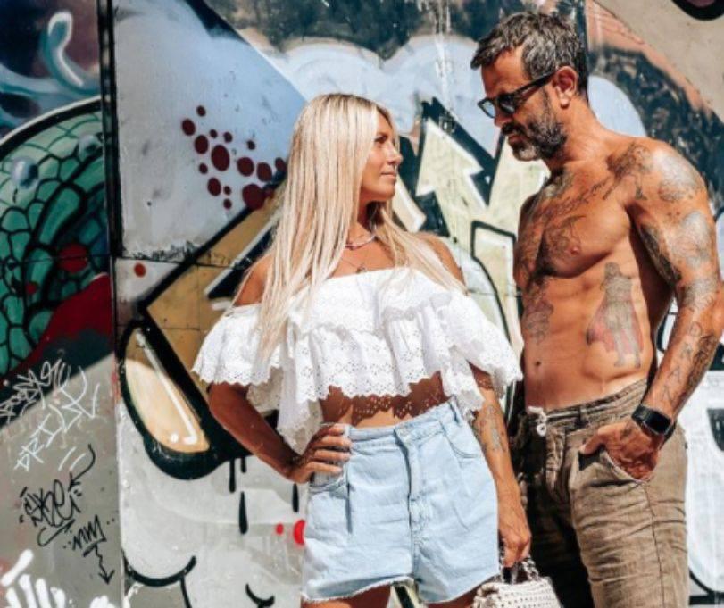 Katia Pedrotti e Ascanio Pacelli