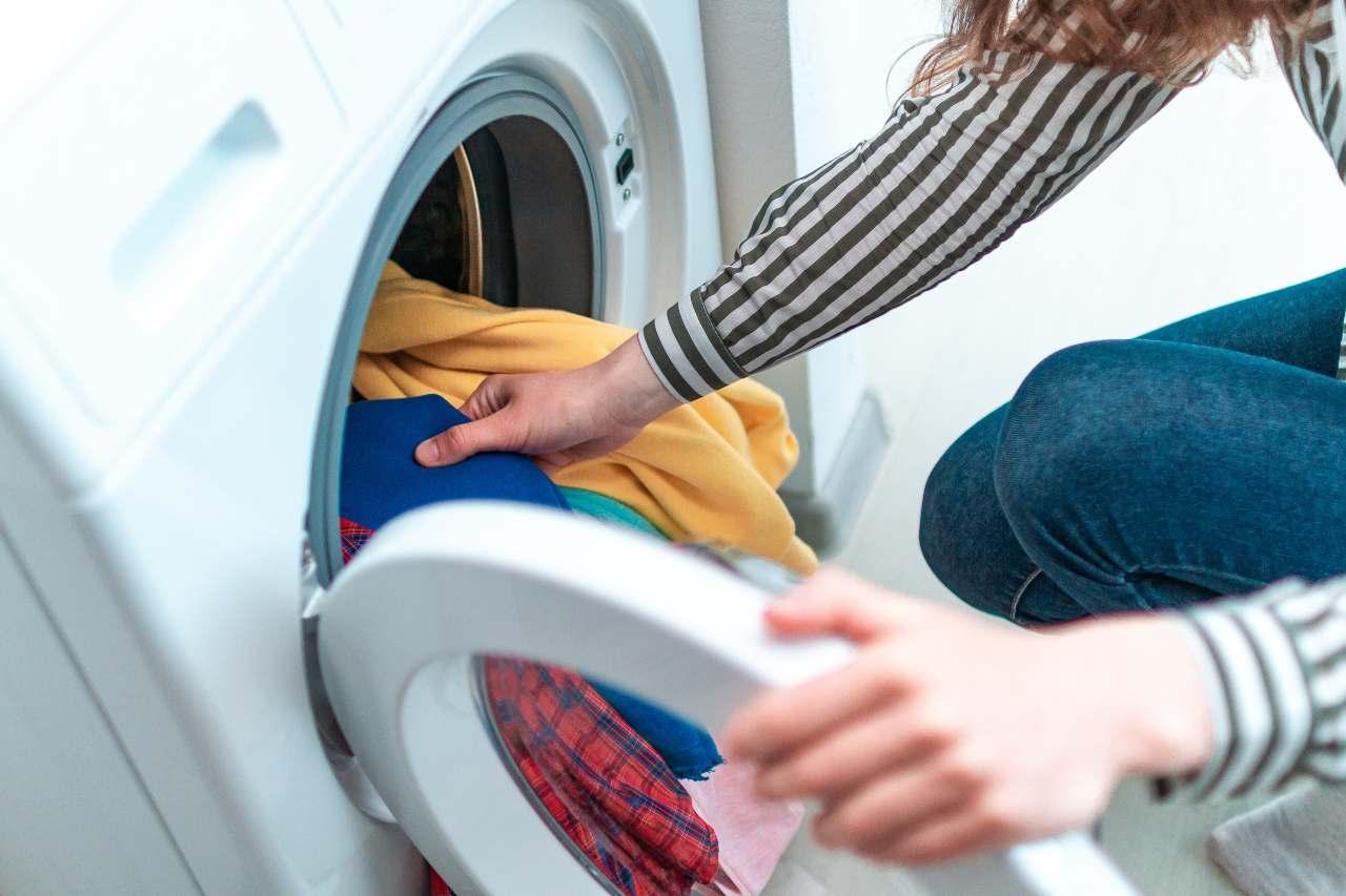 Laggio in lavatrice