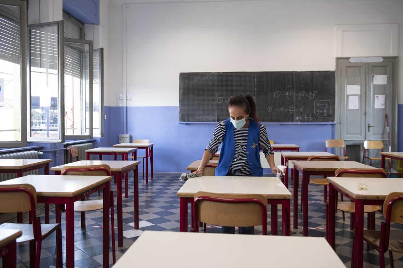 apertura scuole coronavirus ISS