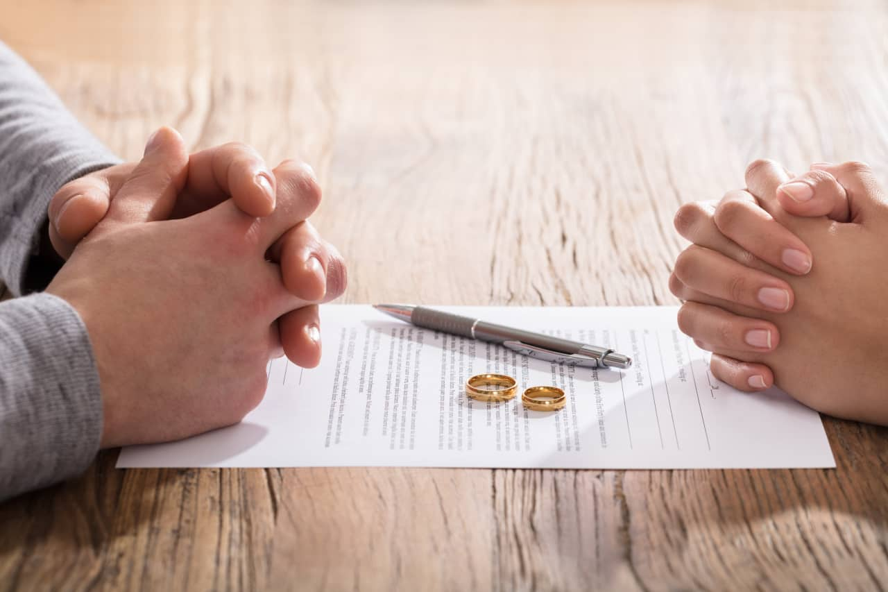 assegno divorzio 50 anni