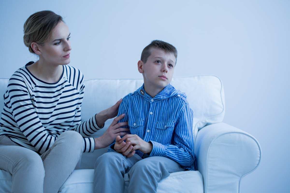 attacchi di panico nei bambini