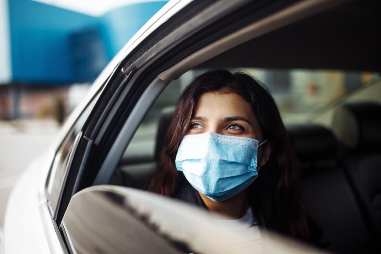 evitare contagio macchina