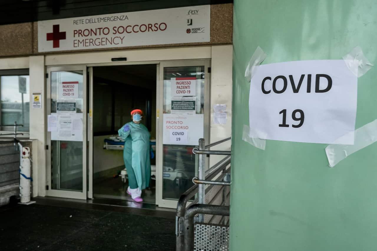 covid mortalità italia