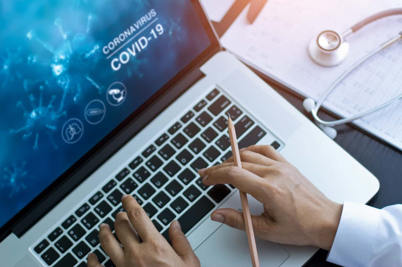 informazioni covid virus online