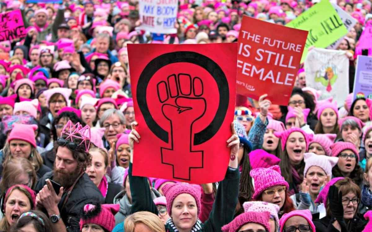 marcia donne diritti