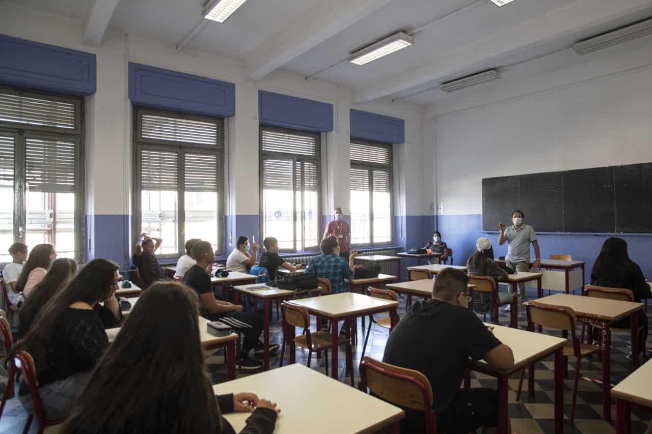 riapertura scuole date regione