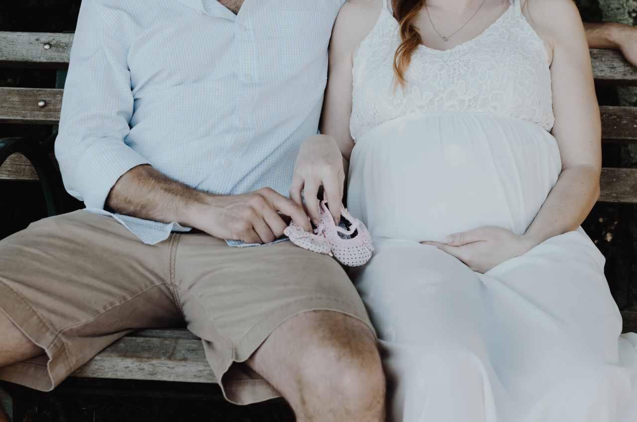 salute padre per gravidanza
