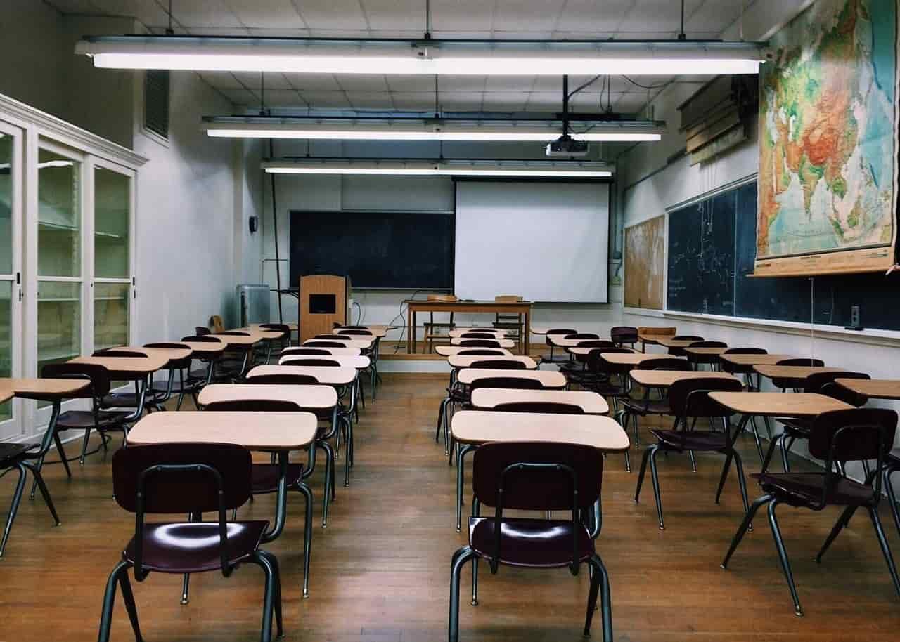 scuola chius covid effetti