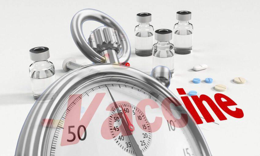 Calendario vaccino covid