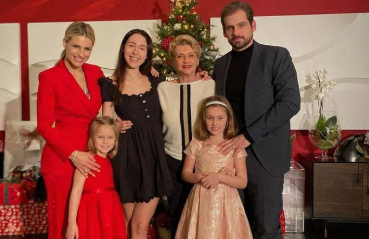 Aurora Ramazzotti famiglia
