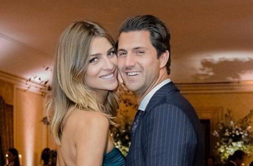 Cristina Chiabotto insieme al marito marco Roscio