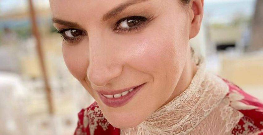 Laura Pausini gravidanza