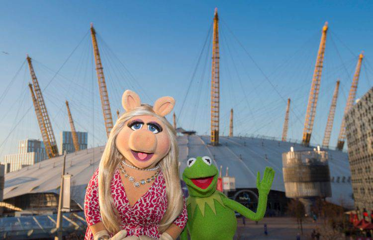 Ms Piggy e Kermitato