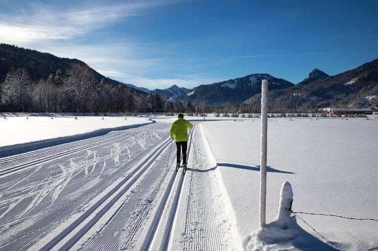Scii durante il Covid-19