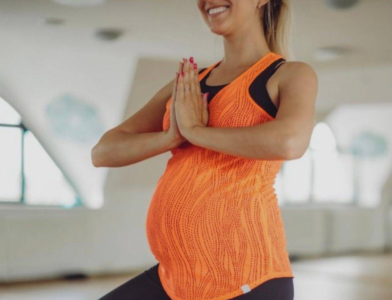 Sport in gravidanza (fonte Pinterest)