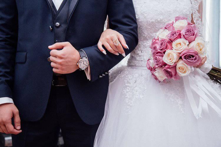 attendere il matrimonio