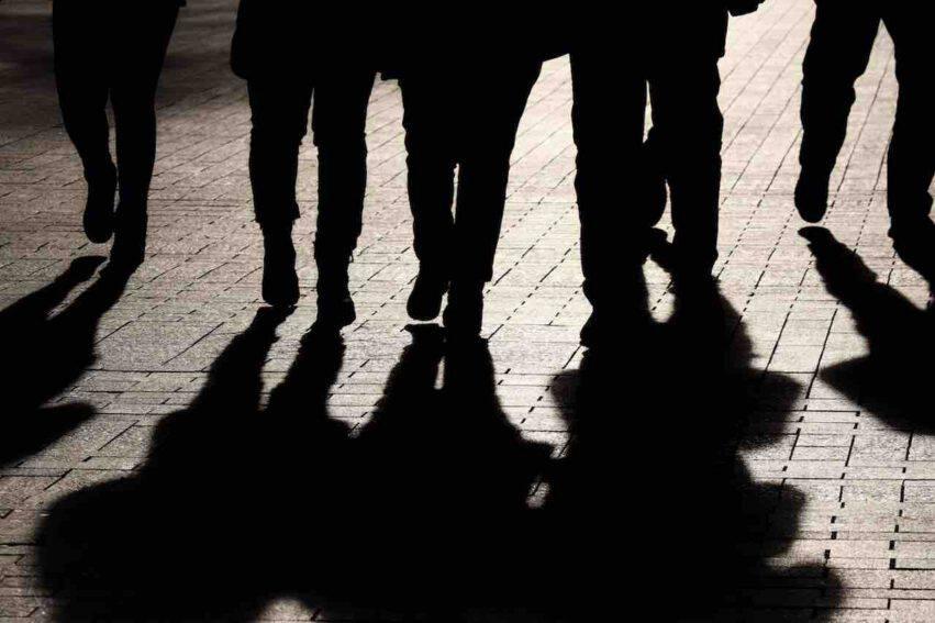 babygang ombre e gambe