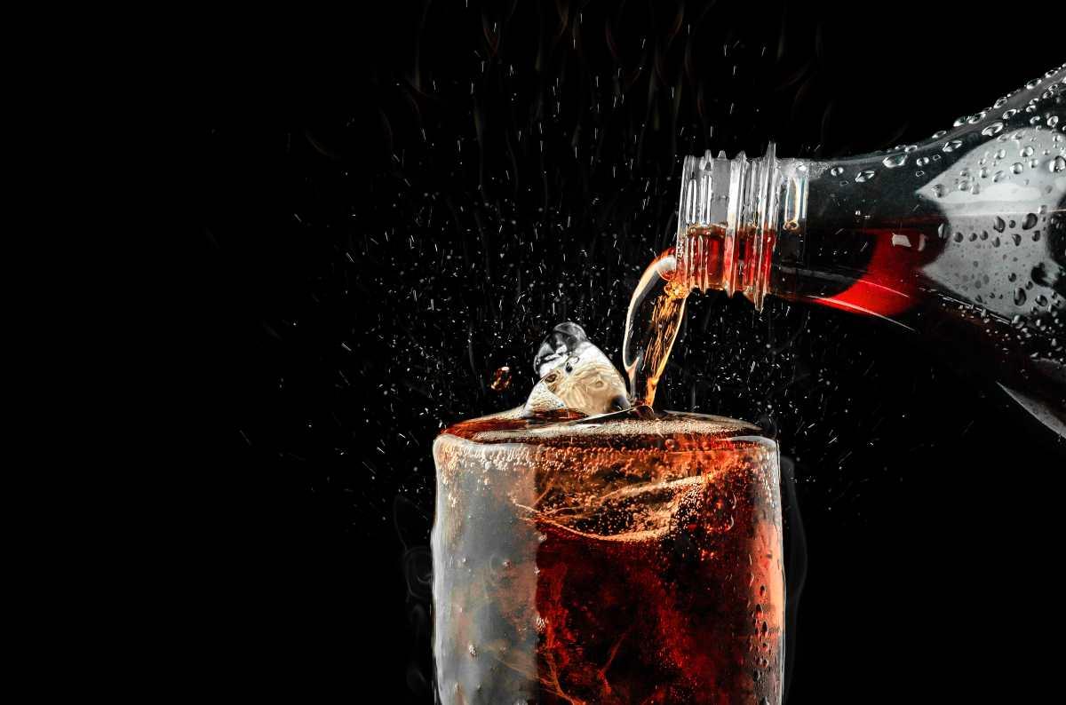 bicchiere coca cola
