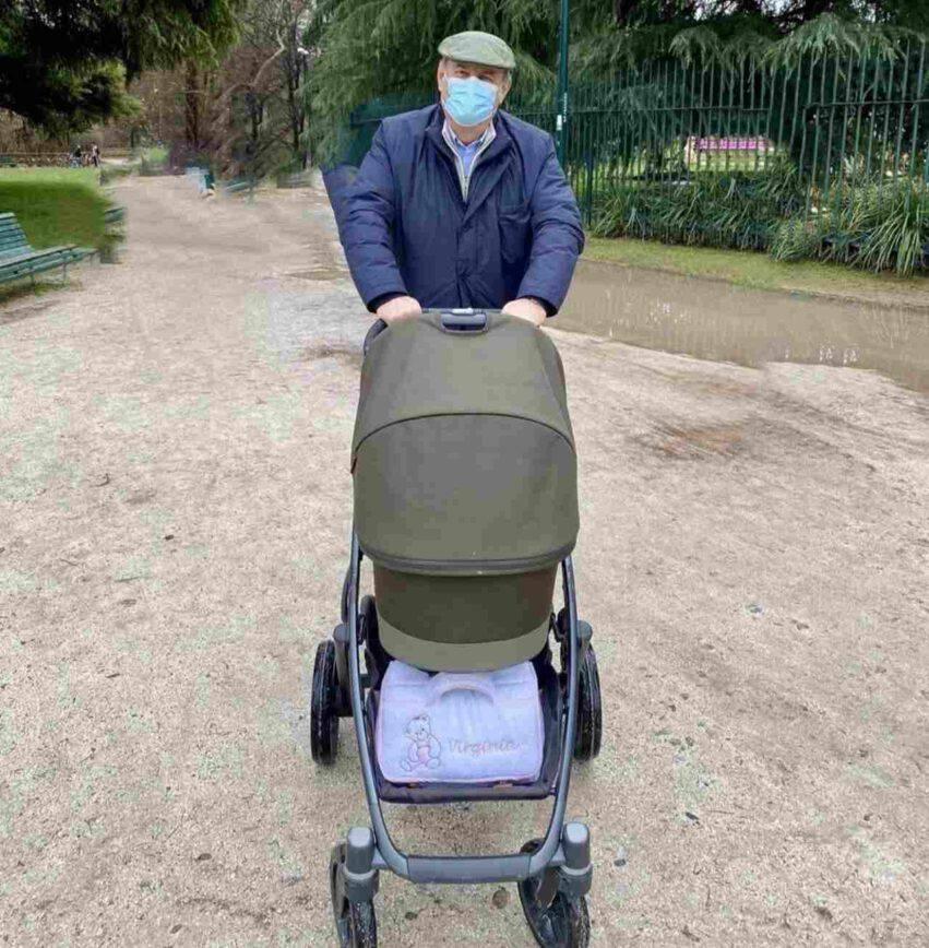 gerry scotti nonno