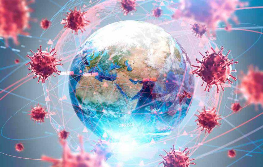varianti coronavirus nel mondo