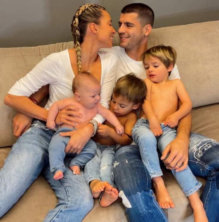 Alice Morata Campello parla dell'amore per Alvaro
