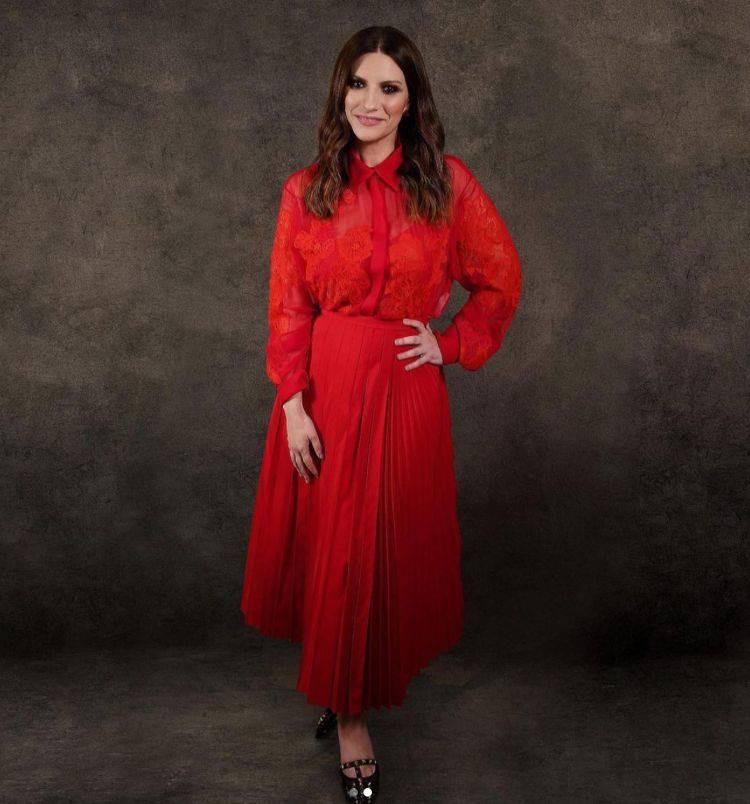 Laura Pausini Vince Golden Globe 2021