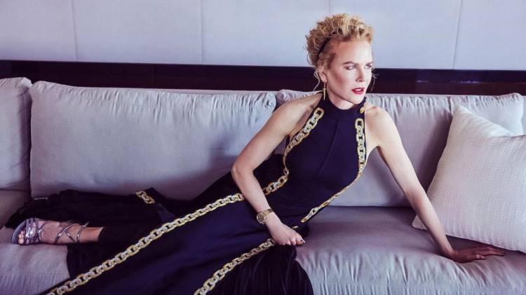 Nicole Kidman e i Golden Globe 2021 (1)