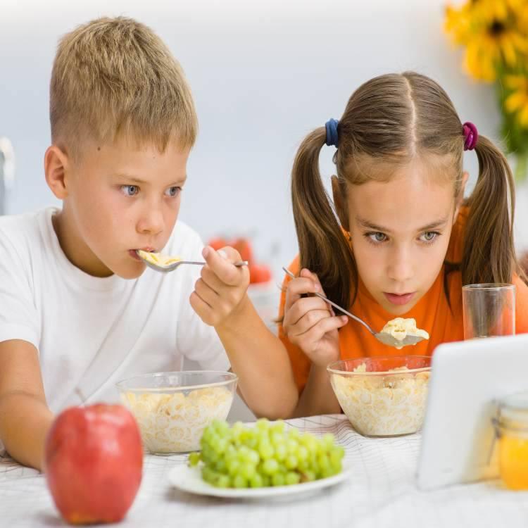 Bambini a rischio obesità