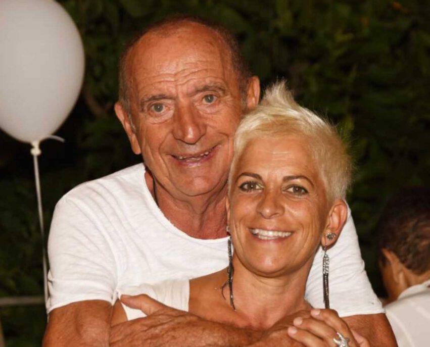 Raoul e Carolina Casadei