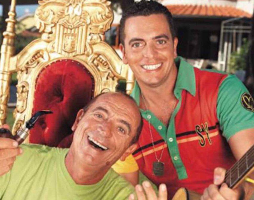 Raoul Casadei e Mirko