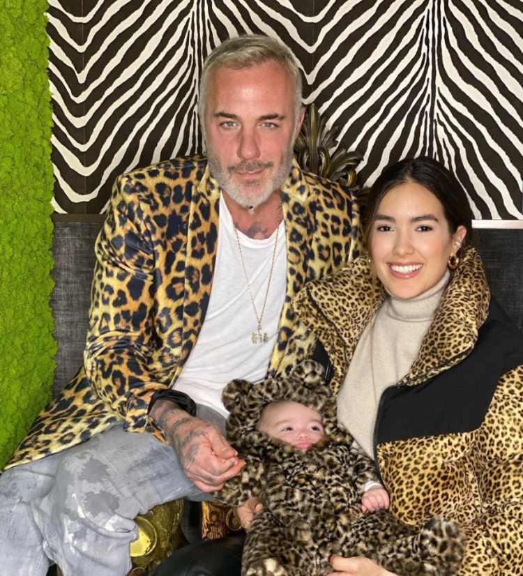 Sharon Fonseca e Gianluca Vacchi_ da coppia ad essere genitori (1)