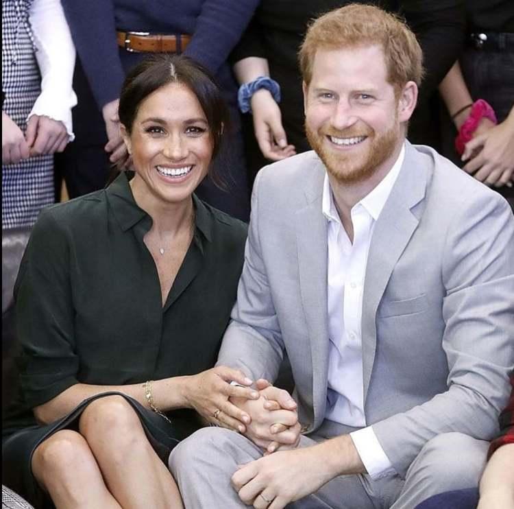 Sussex intervista Oprah scandalo famiglia reale
