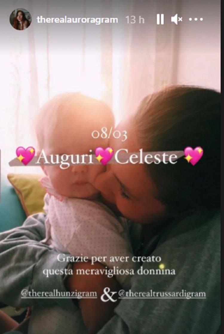 Aurora e Celeste