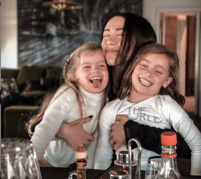 Aurora Ramazzotti e sorelle