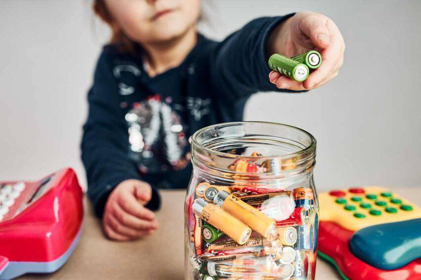 batterie veleno bambini