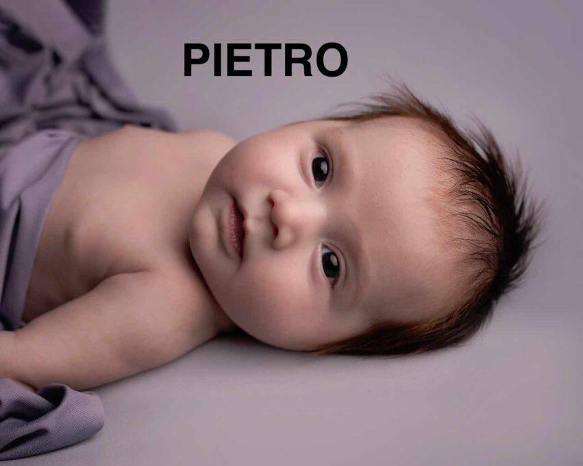 BAMBINO NOME PIETRO