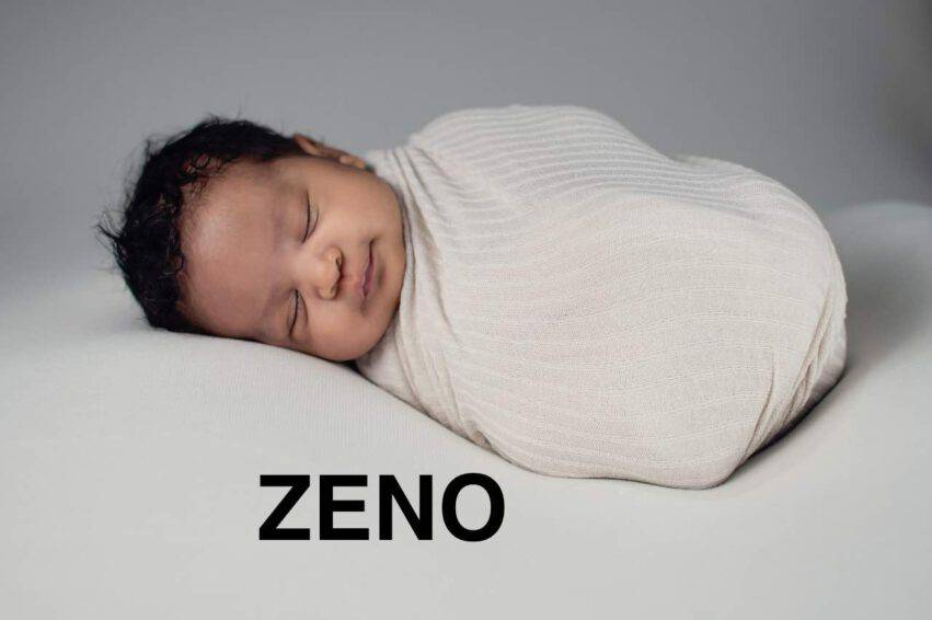 bambino nome zeno