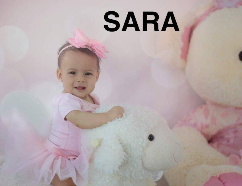 bambina nome sara